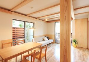 広沢の家(戸建て賃貸住宅)