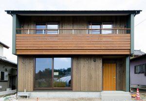 掛川市成滝の家。住まい手さんとつくるイエヅクリ。