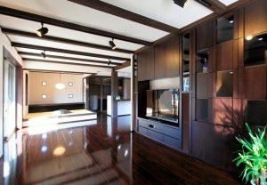 6ガレージハウス 木造ドミノ