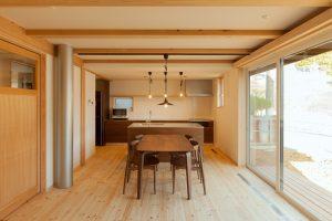 1台のエアコンで全室冷暖房できる家