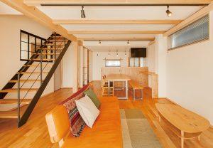 インダストリアルデザインの家